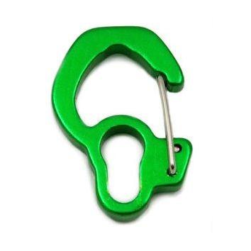 Zelená karabinka